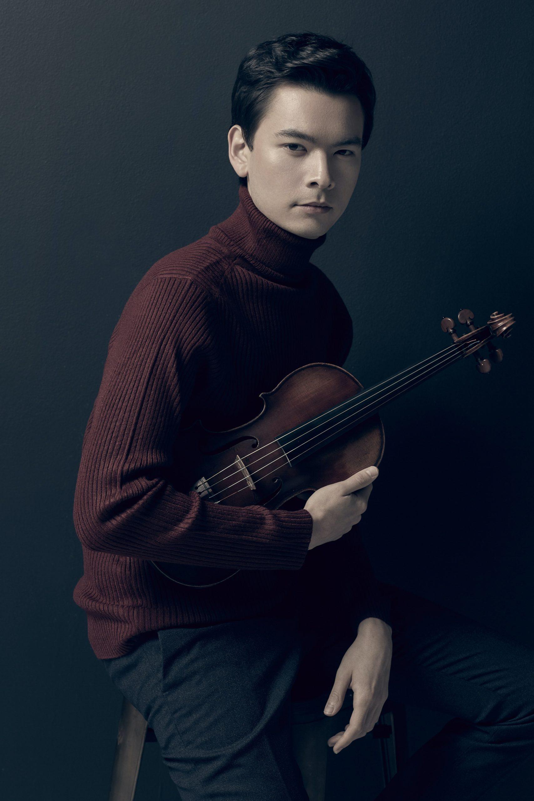 Stefan Jackiw, violin