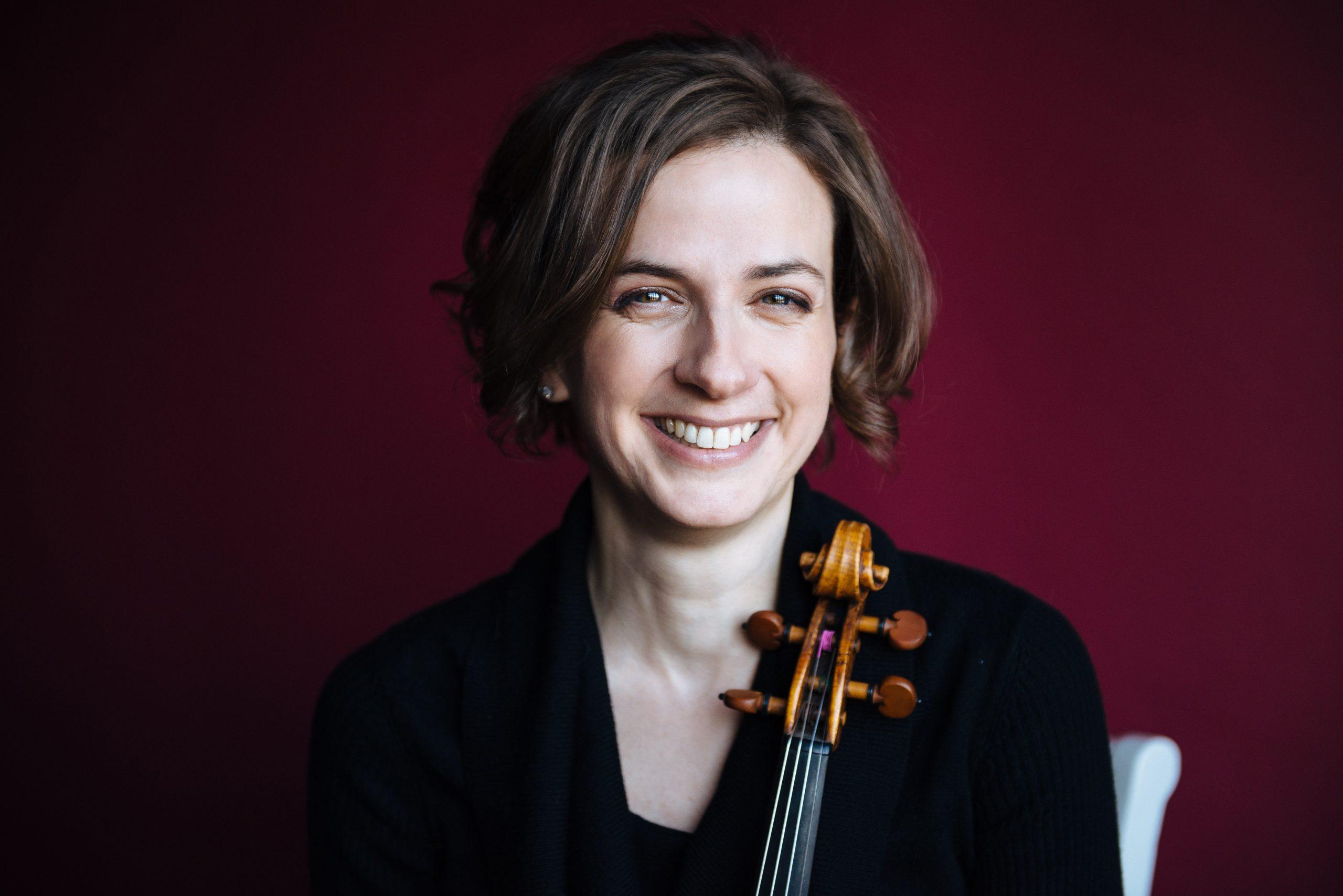 Liana Bérubé, viola