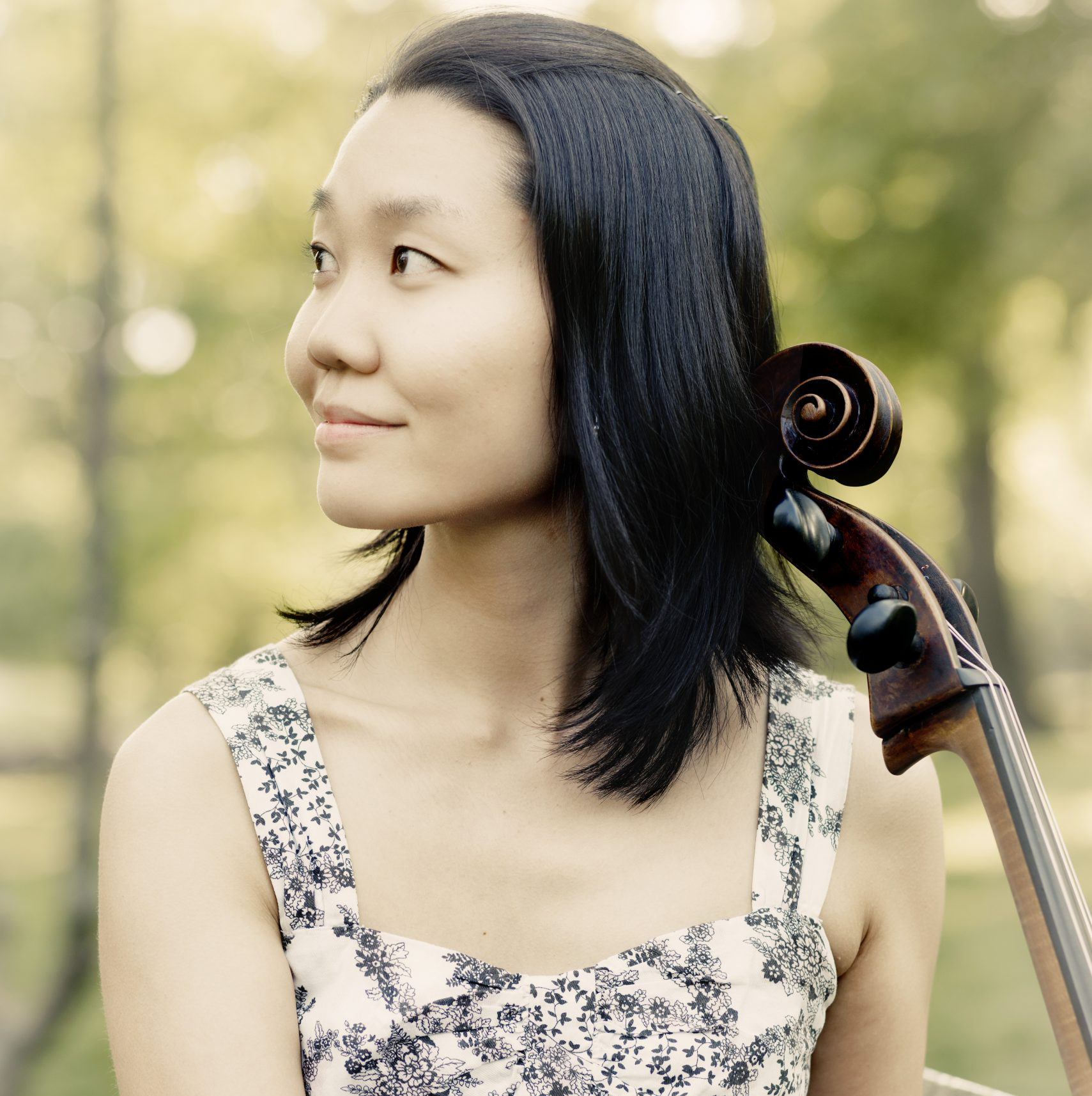 Alice Yoo, cello