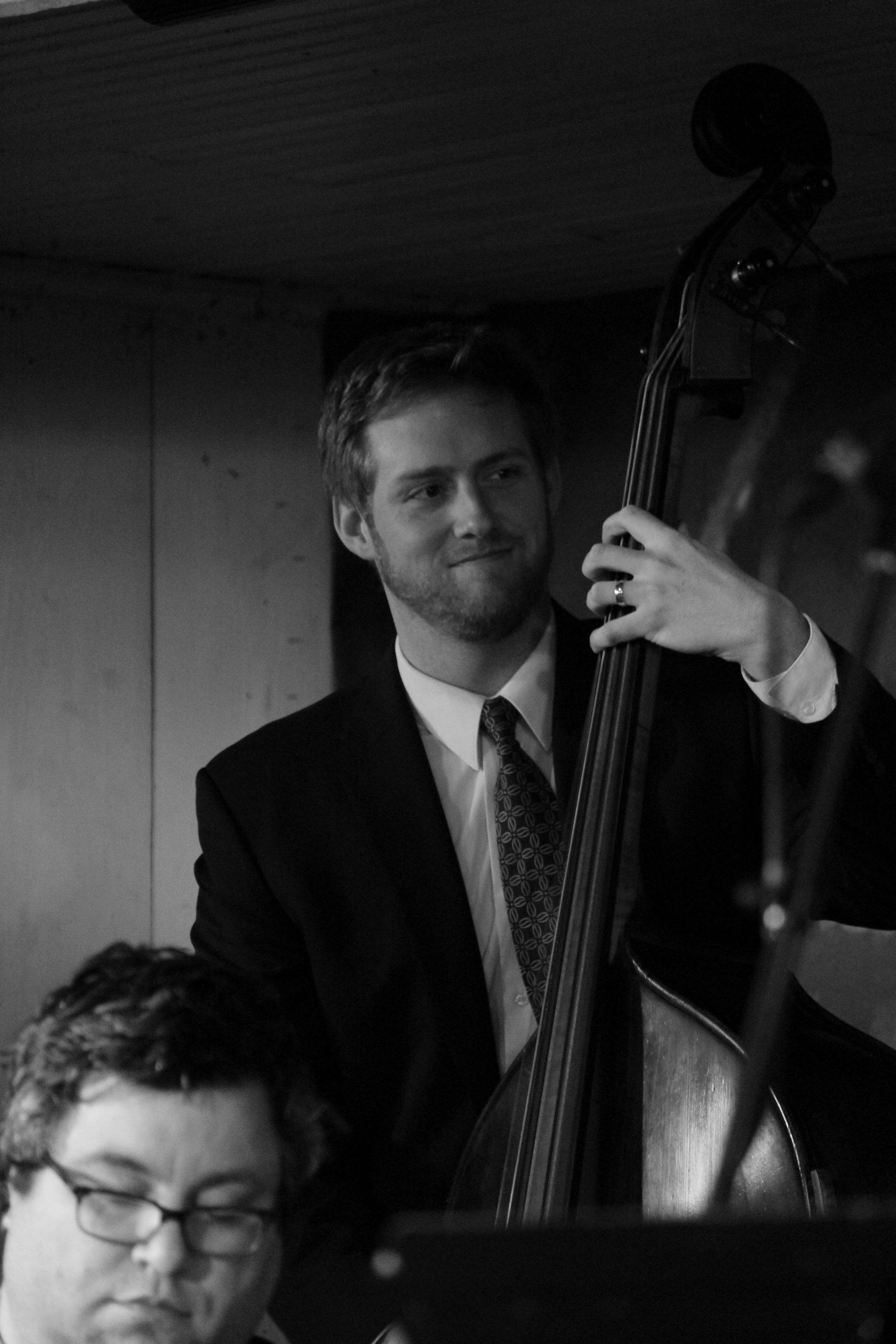 Tyler Jackson, bass